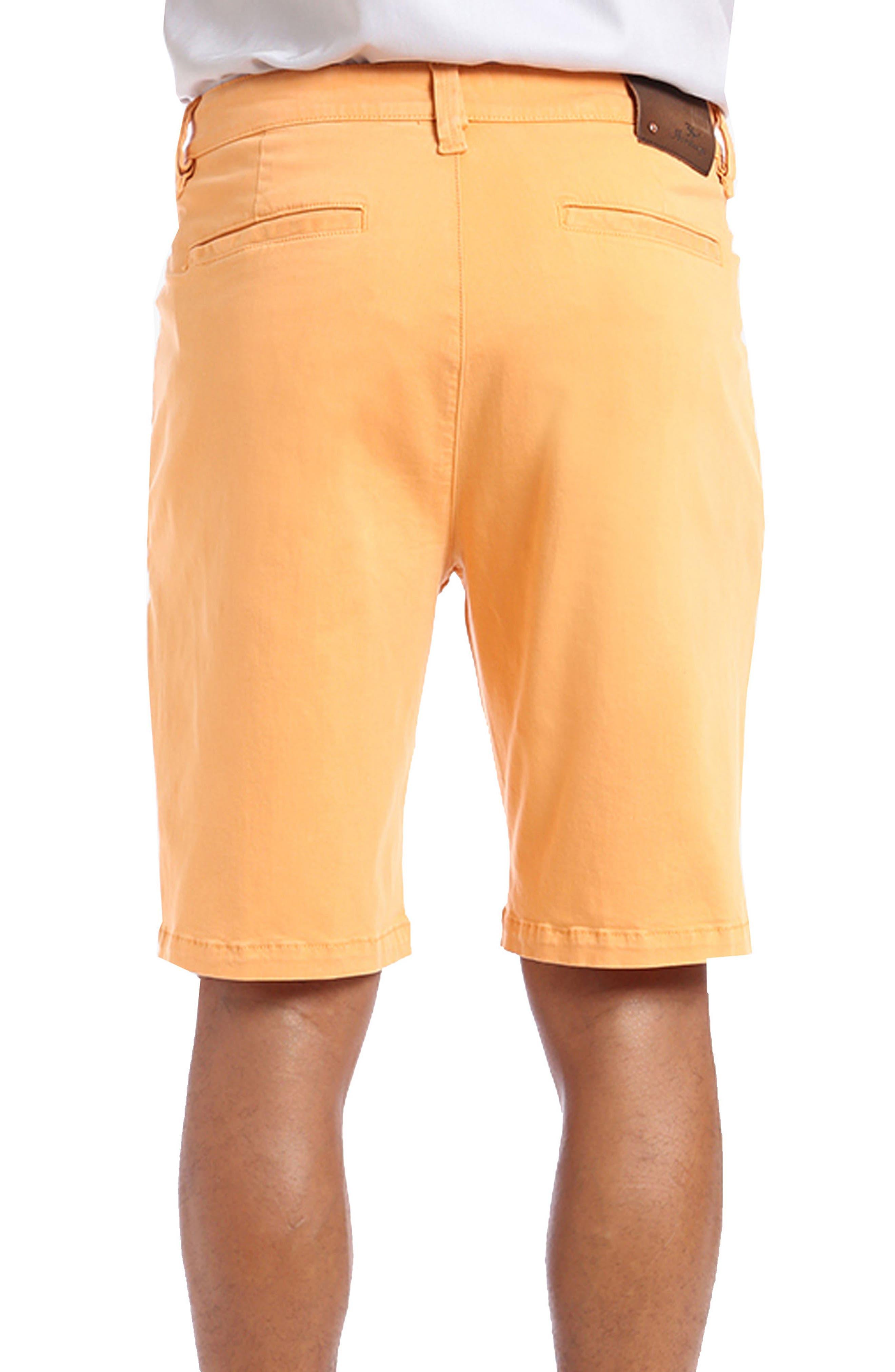 ,                             Nevada Twill Shorts,                             Alternate thumbnail 2, color,                             PEACH TWILL