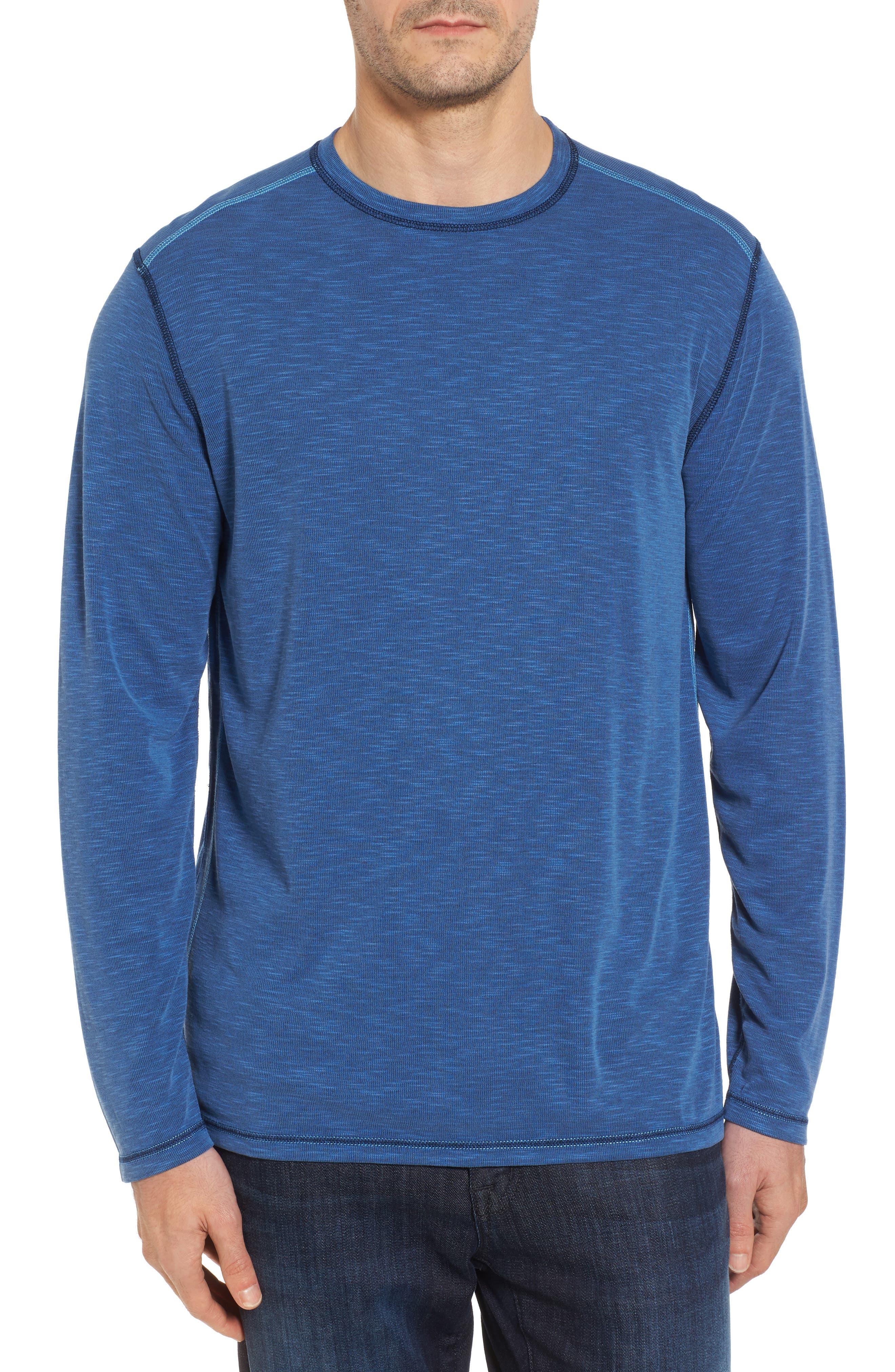 Image of Tommy Bahama Flip Tide Standard Fit Reversible T-Shirt