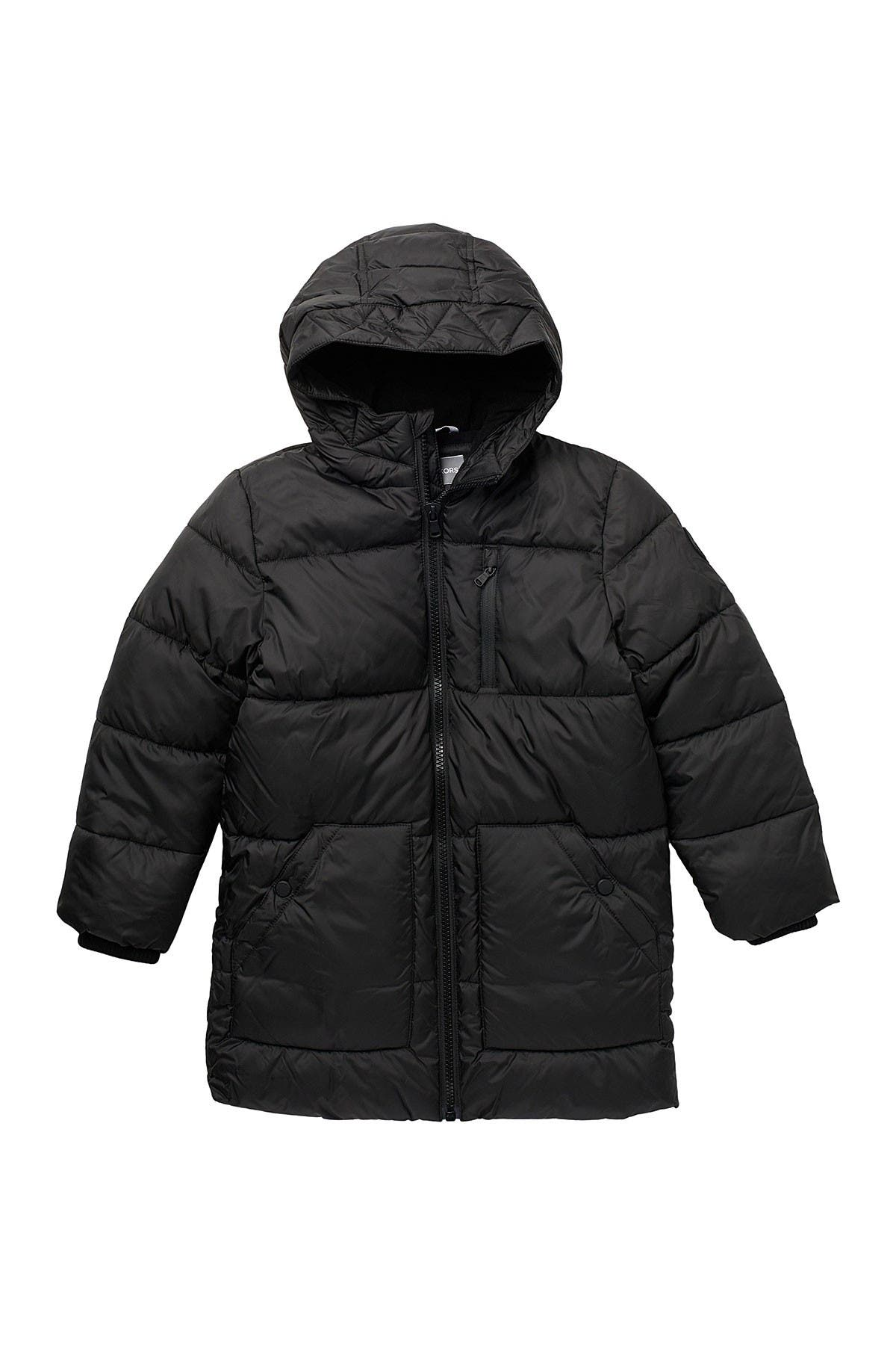 Image of Michael Kors Stadium Puffer Jacket