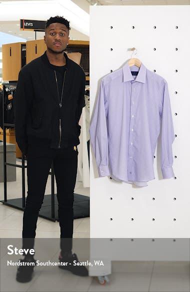Regular Fit Floral Dress Shirt, sales video thumbnail