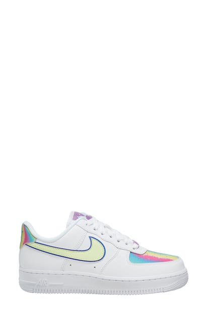 NIKE AIR FORCE 1 EASTER SNEAKER