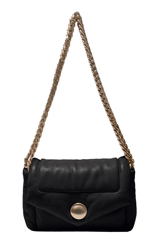 Proenza Schouler SMALL PUFFY LEATHER SHOULDER BAG
