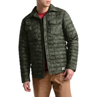 The North Face Thermoball(TM) Eco Snap Jacket, Green