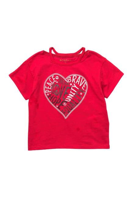 Image of BCBGirls Novelty Short Sleeve T-Shirt