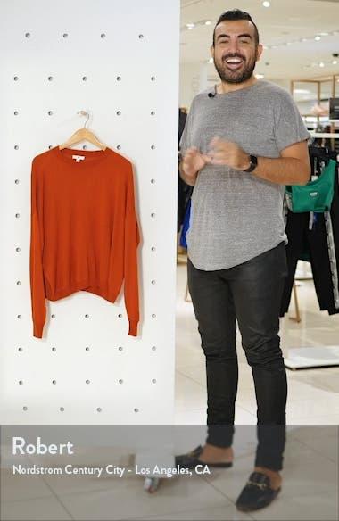 Easy Drop Shoulder Sweater, sales video thumbnail
