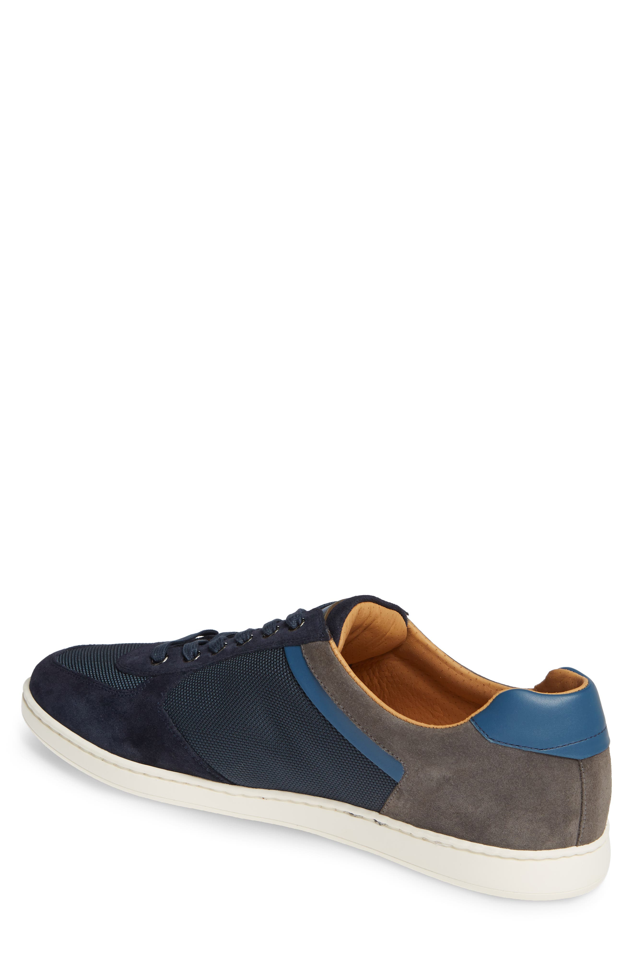 ,                             Echo Sneaker,                             Alternate thumbnail 2, color,                             NAVY SUEDE