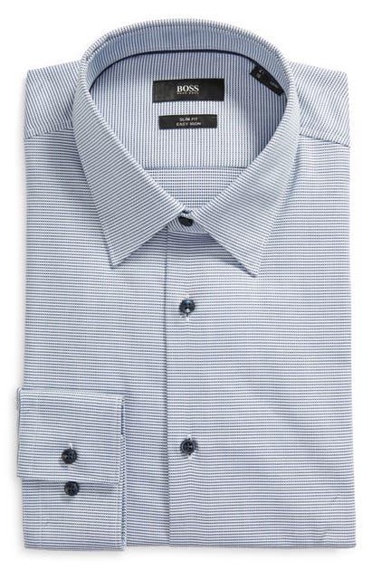 Hugo Boss JANO SLIM FIT DRESS SHIRT