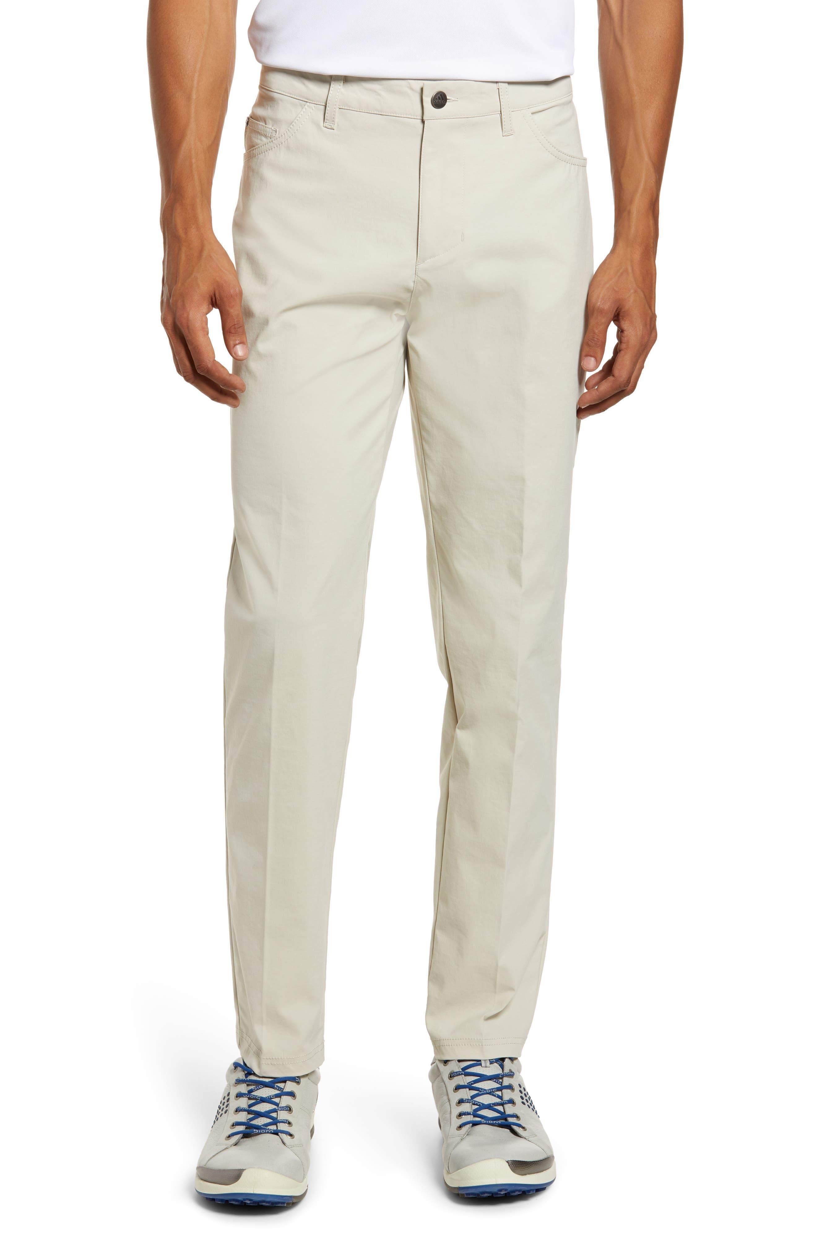Men's Go-To Water Repellent Five Pocket Golf Pants