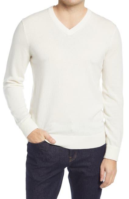 Image of EVERLANE V-Neck Cashmere Sweater