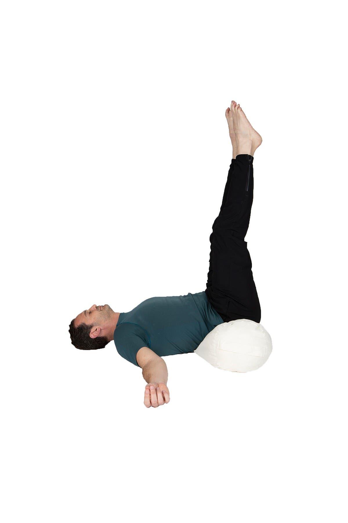 Image of MIND READER Meditation & Restorative Yoga Pillow/Cushion