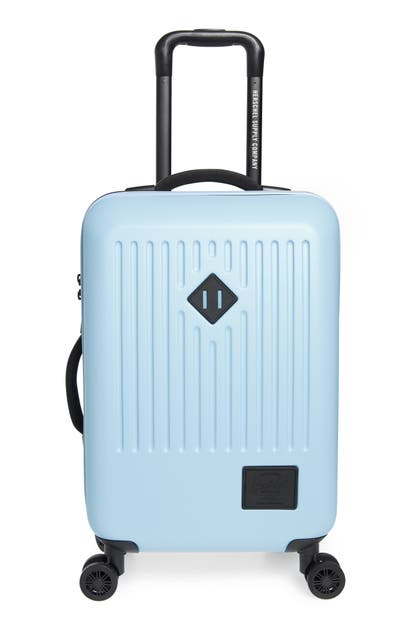 Herschel Supply Co. Shoes SMALL TRADE 23-INCH WHEELED PACKING CASE - BLUE