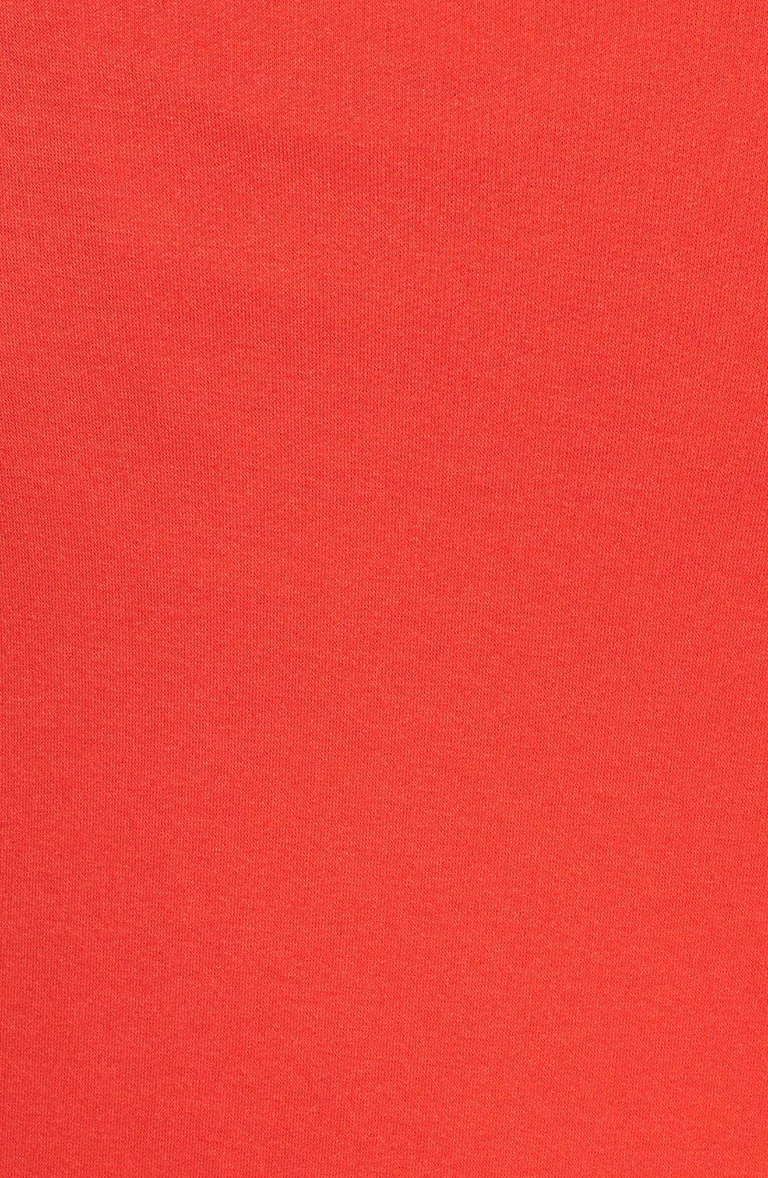 ,                             One-Button Fleece Wrap Cardigan,                             Alternate thumbnail 229, color,                             806