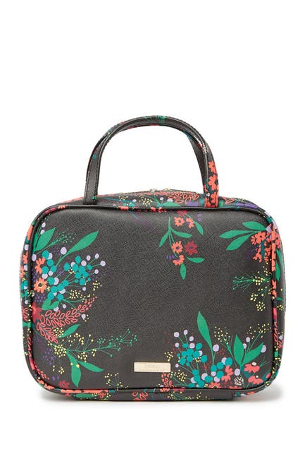 Image of Trina Turk Top Handle Cosmetic Travel Case
