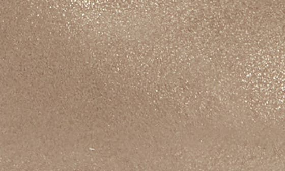 CHAMPAGNE SUEDE MET