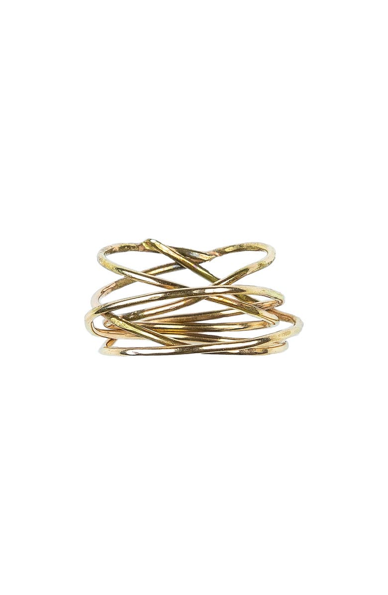 Nashelle Storm Ring