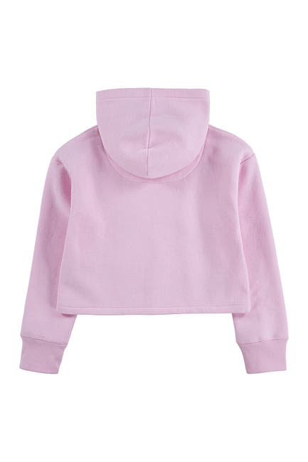 Image of Levi's Hello Kitty Cropped Hoodie