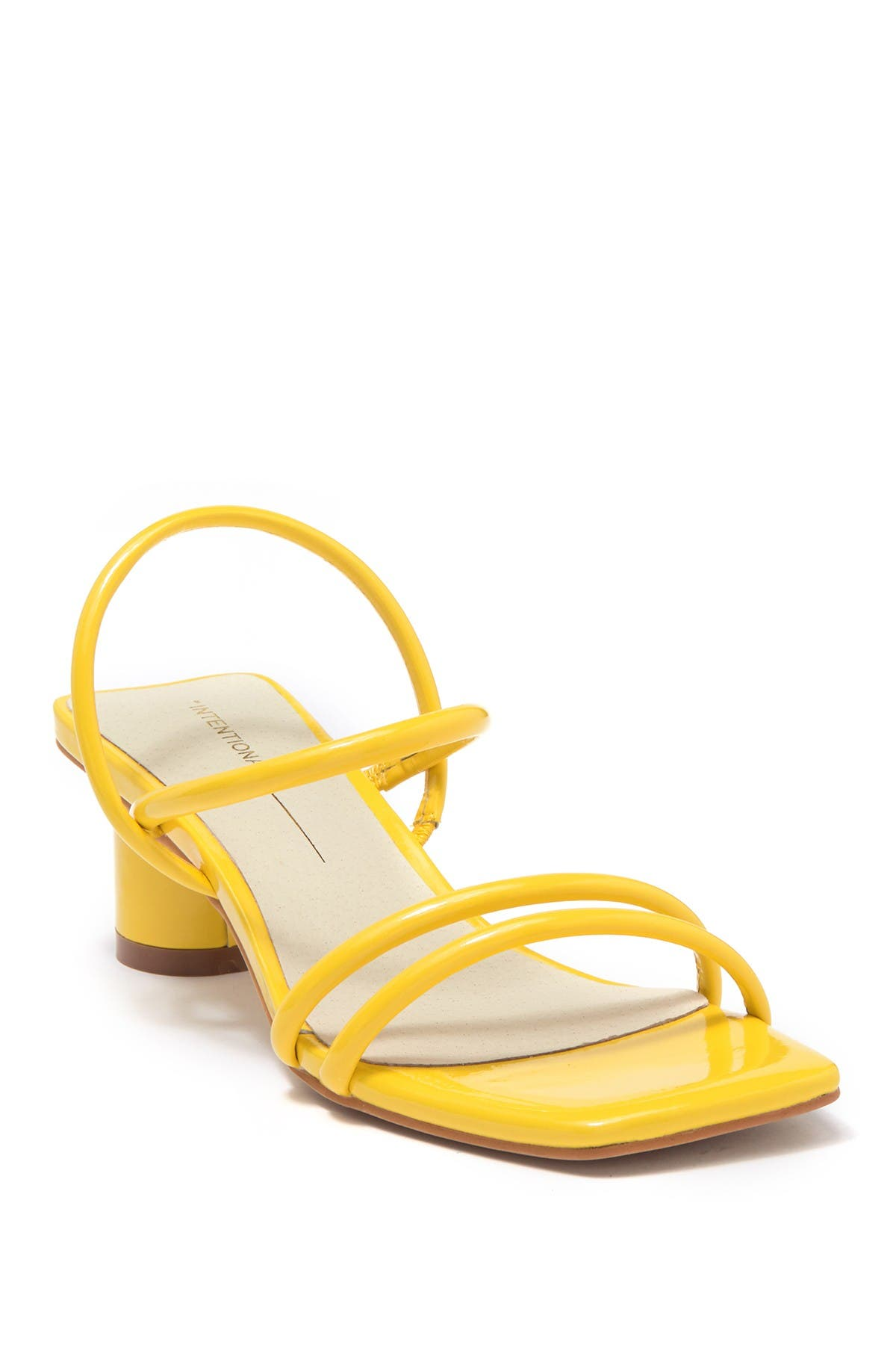 Image of Intentionally Blank Hiya Squared Sandal