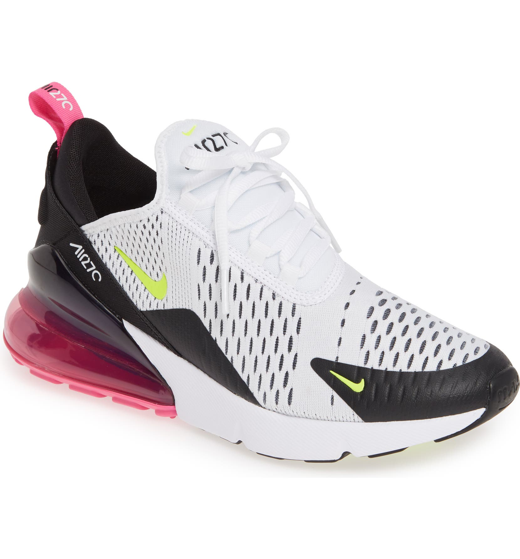info for 4f9b3 0ced6 Nike Air Max 270 Sneaker (Toddler, Little Kid   Big Kid)   Nordstrom