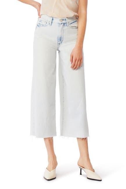 Image of Habitual Jetti High Rise Wide Leg Crop Jeans