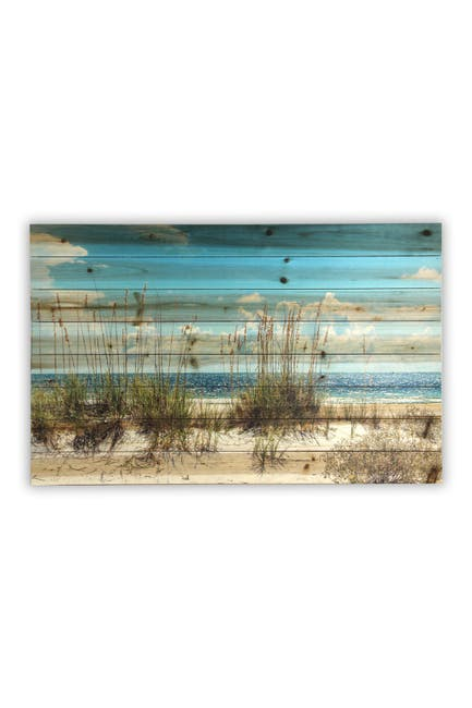 """Image of Gallery 57 Sand Dunes Wooden Wall Art - 48"""" x 30"""""""