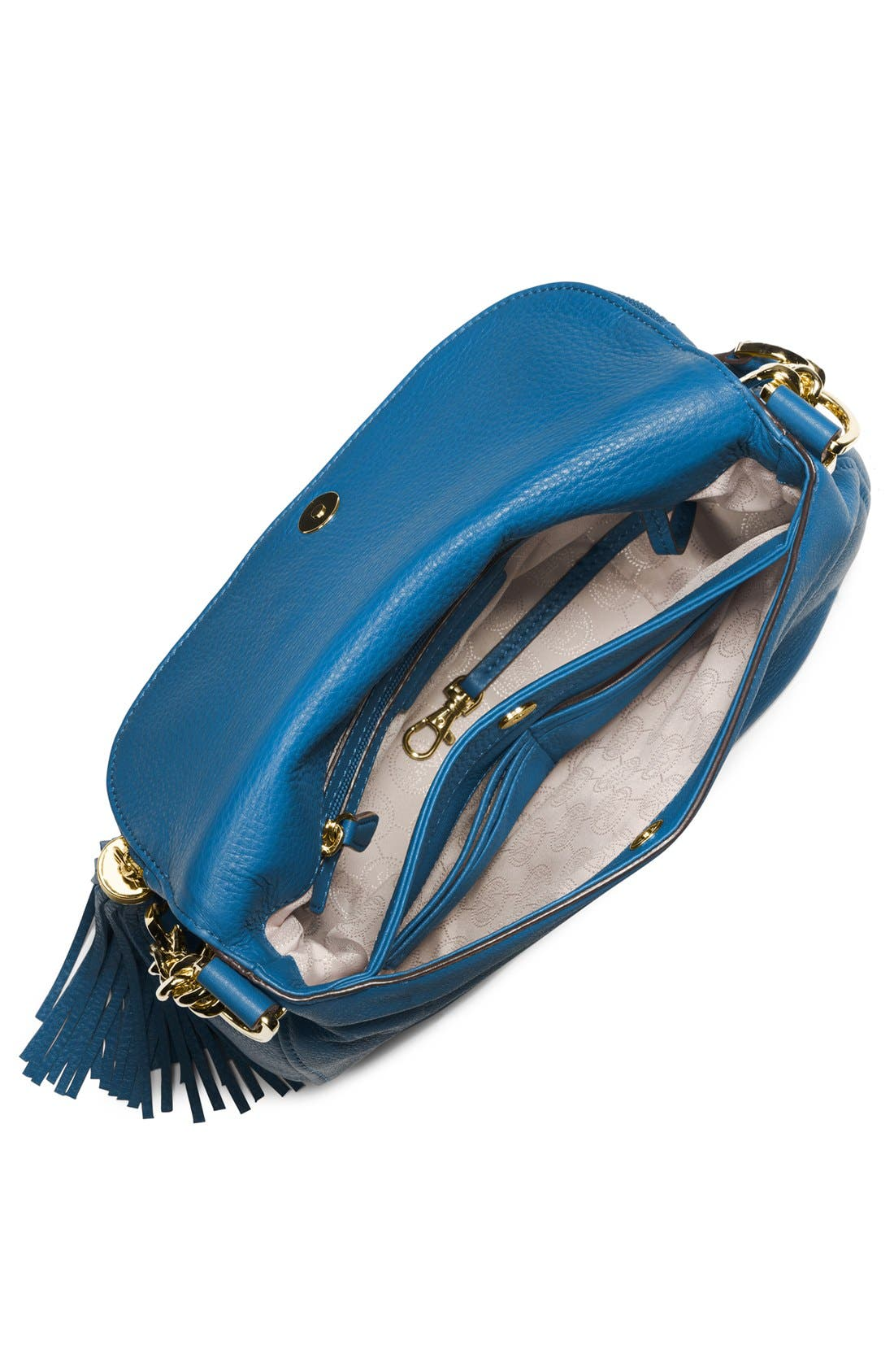 ,                             'Bedford Tassel - Medium' Convertible Leather Shoulder Bag,                             Alternate thumbnail 34, color,                             473