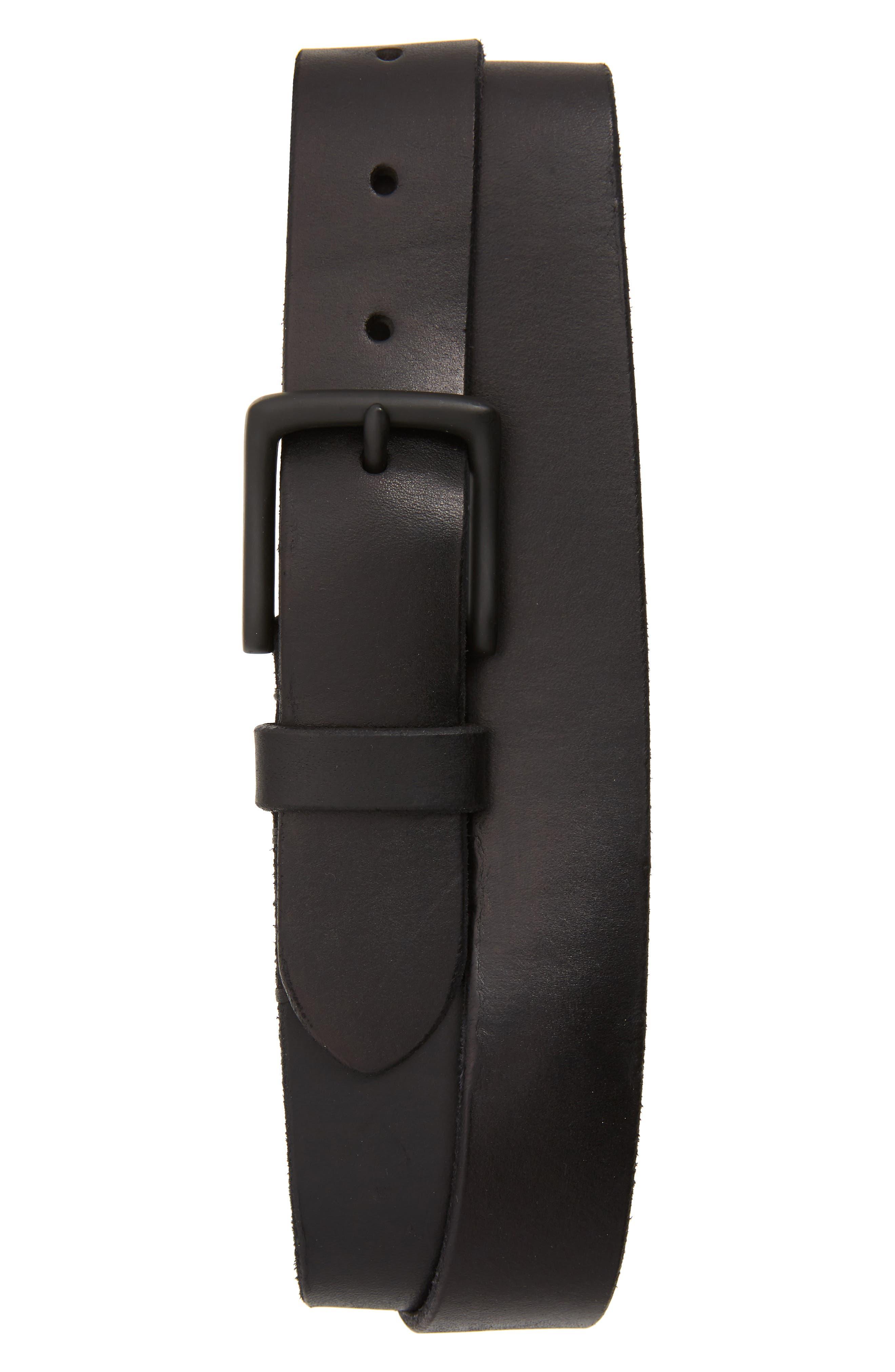 Men's Allsaints Leather Belt