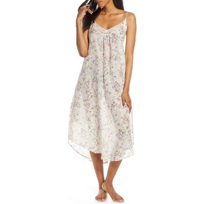 Papinelle Emmy High/low Nightgown, Pink