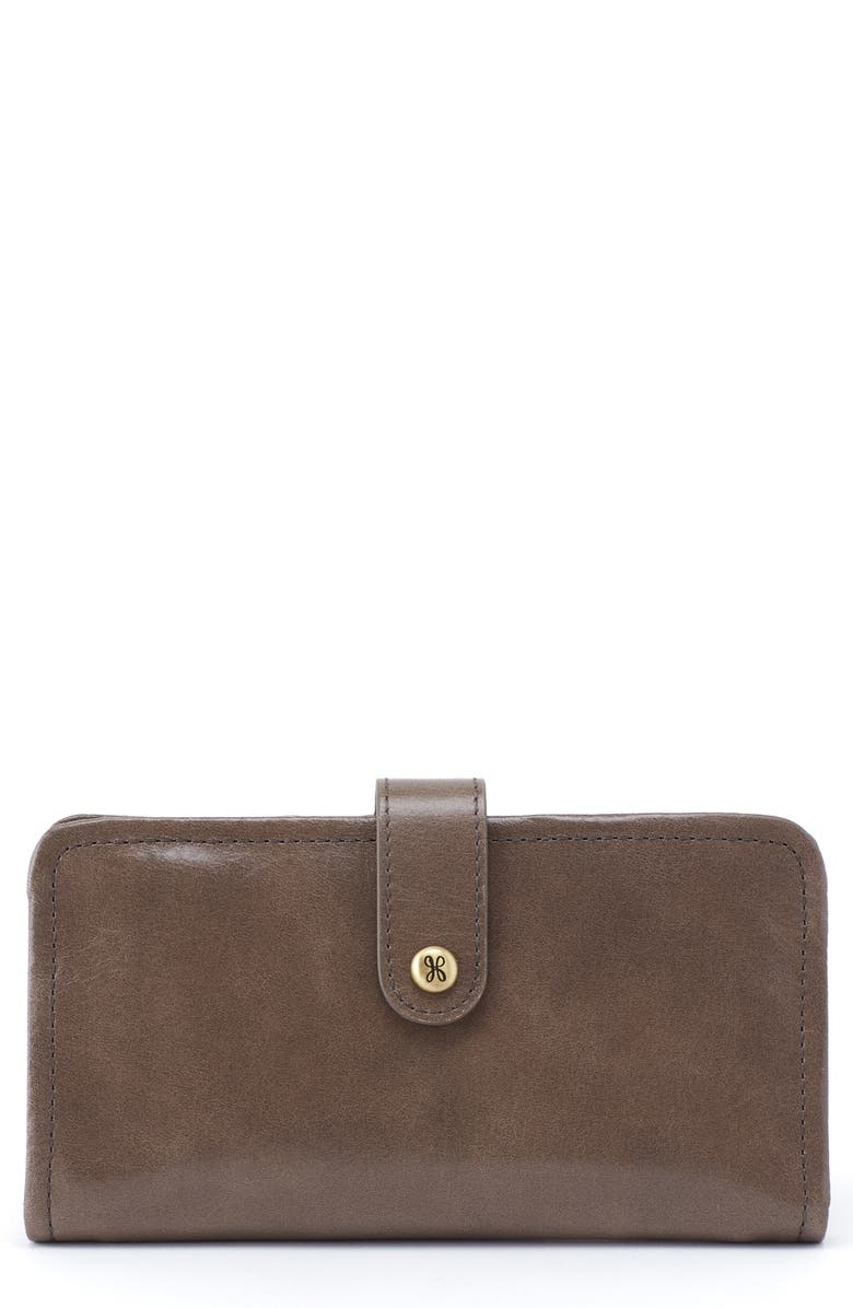 HOBO Torch Leather Wallet, Main, color, 020