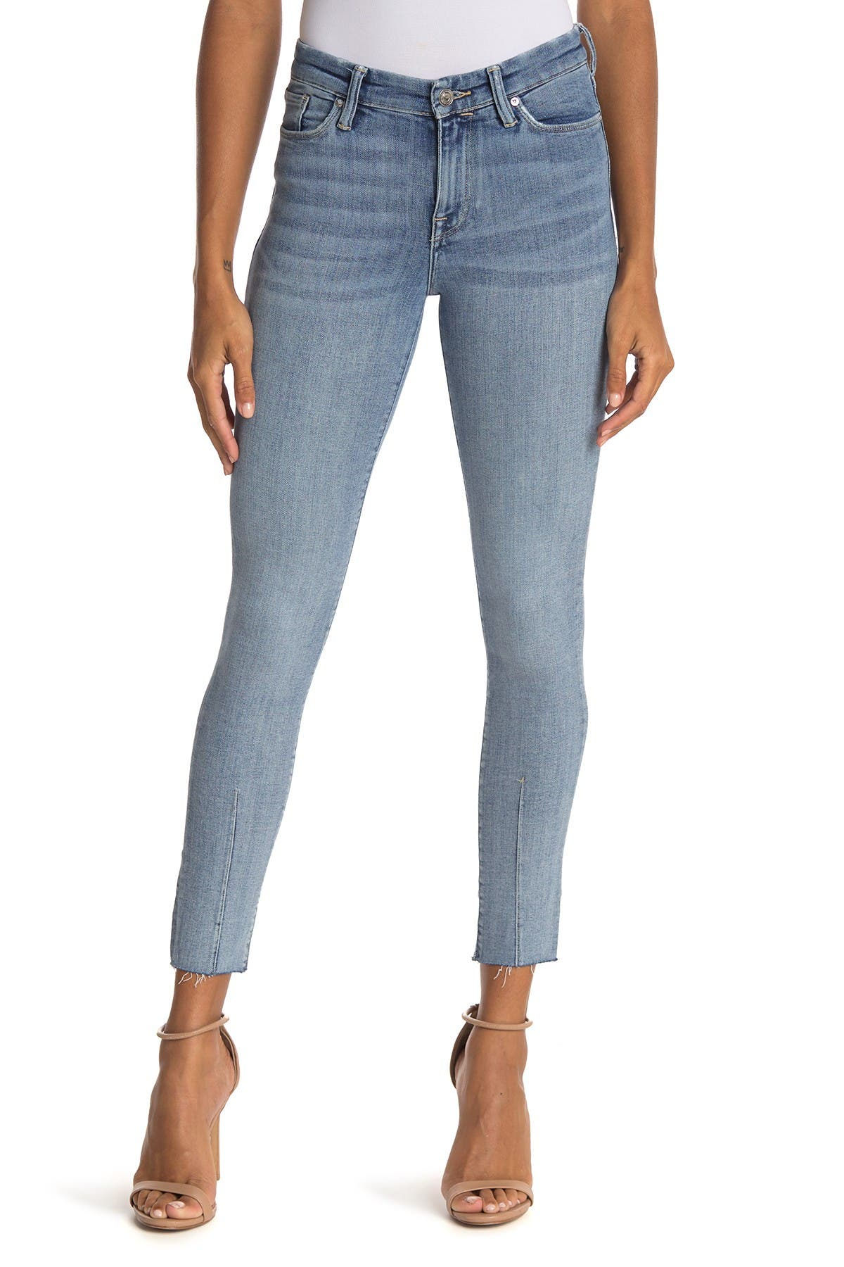 Image of ALLSAINTS Grace Dart Ankle Crop Skinny Jeans