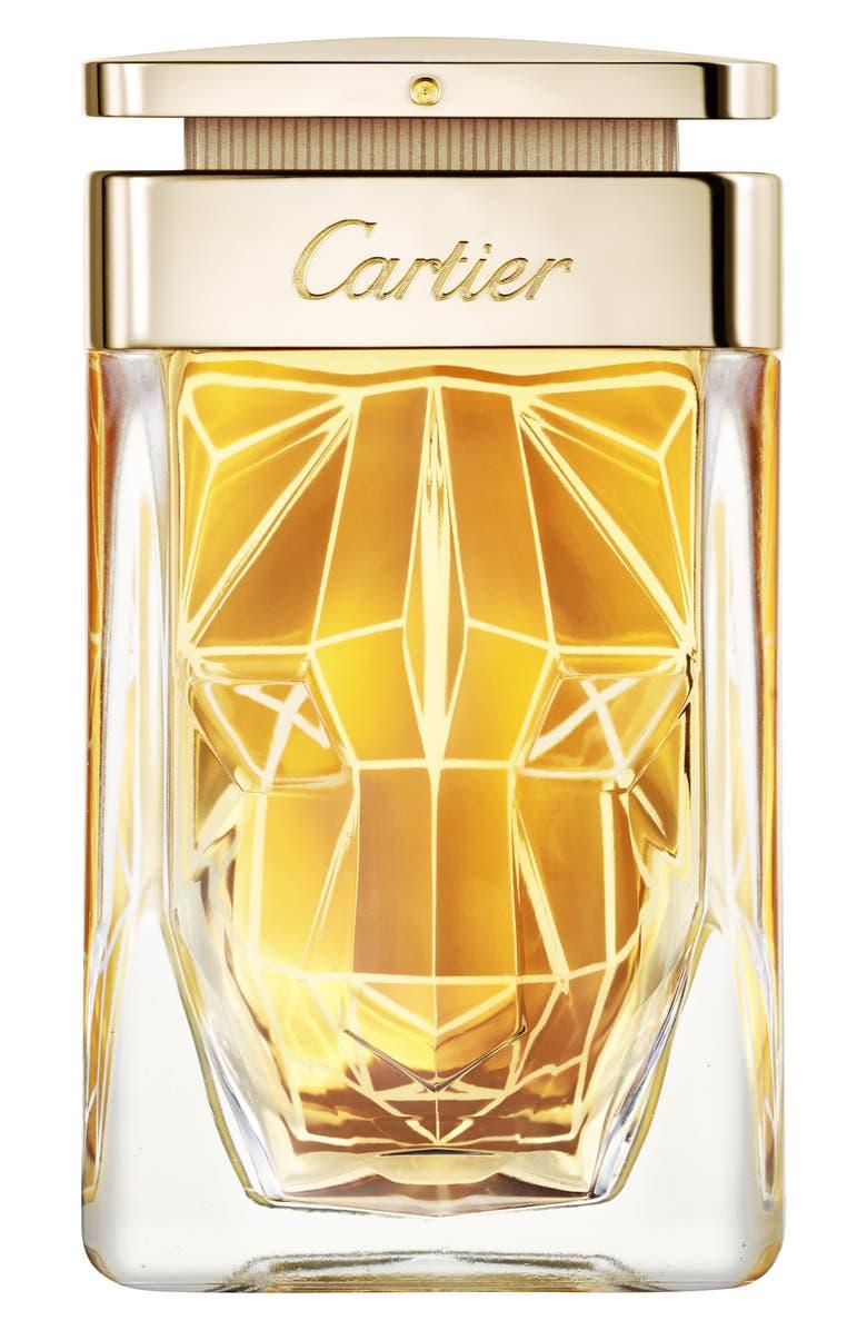 CARTIER La Panthère Eau de Parfum, Main, color, NO COLOR