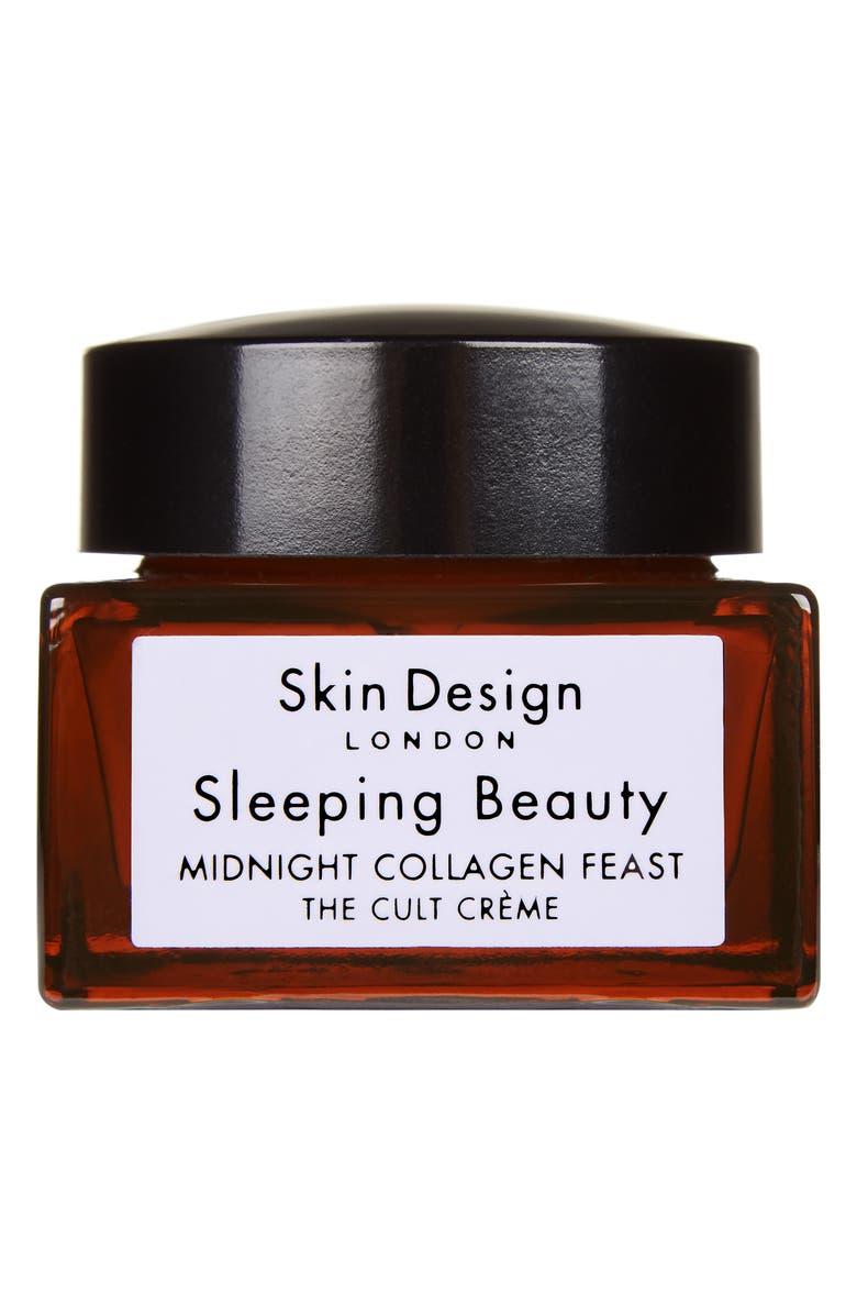 SKIN DESIGN LONDON Sleeping Beauty Crème, Main, color, NO COLOR