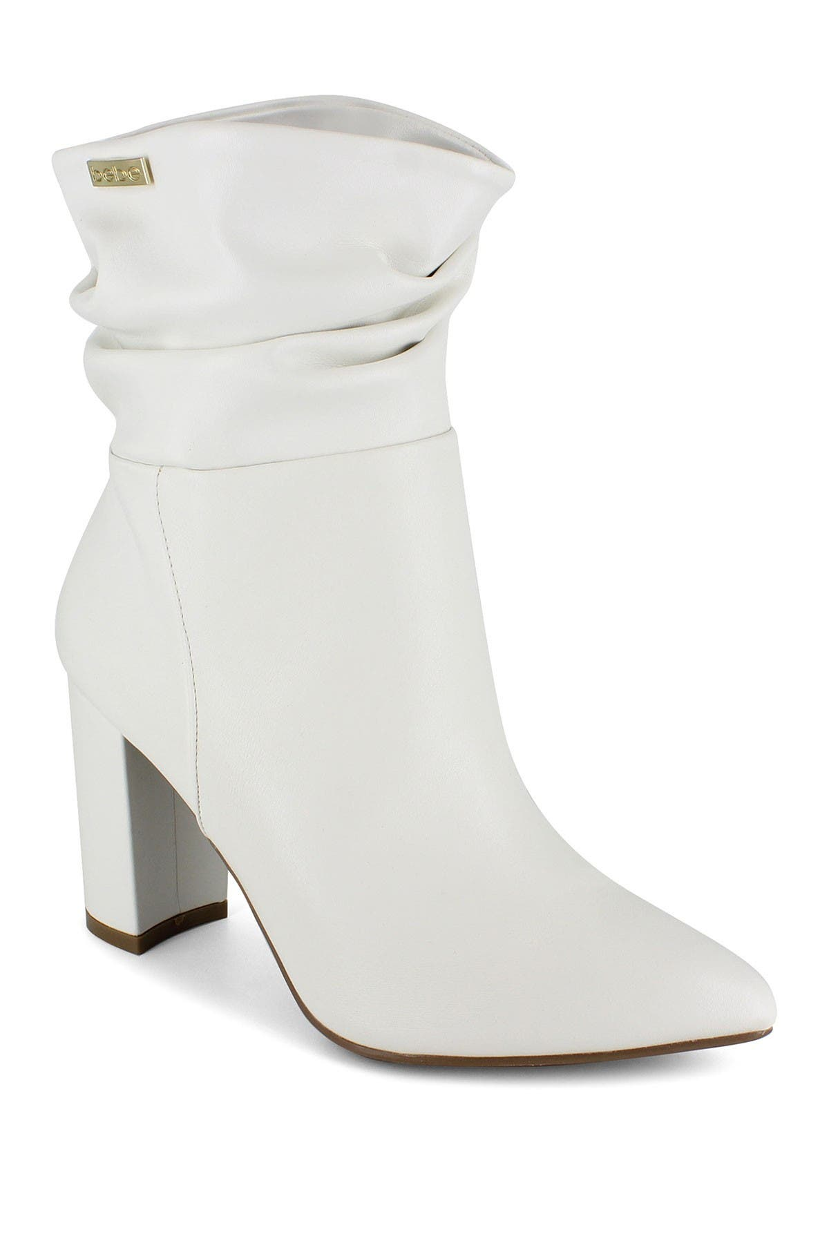 bebe savita dress booties