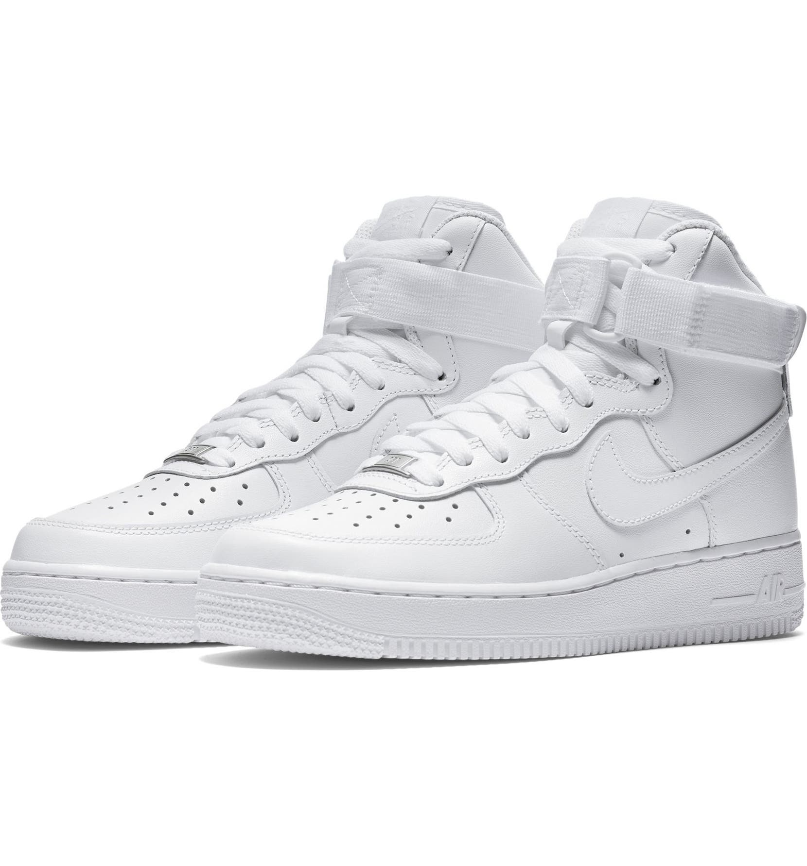 097376ed8334 Nike Air Force 1 High Top Sneaker (Women) | Nordstrom