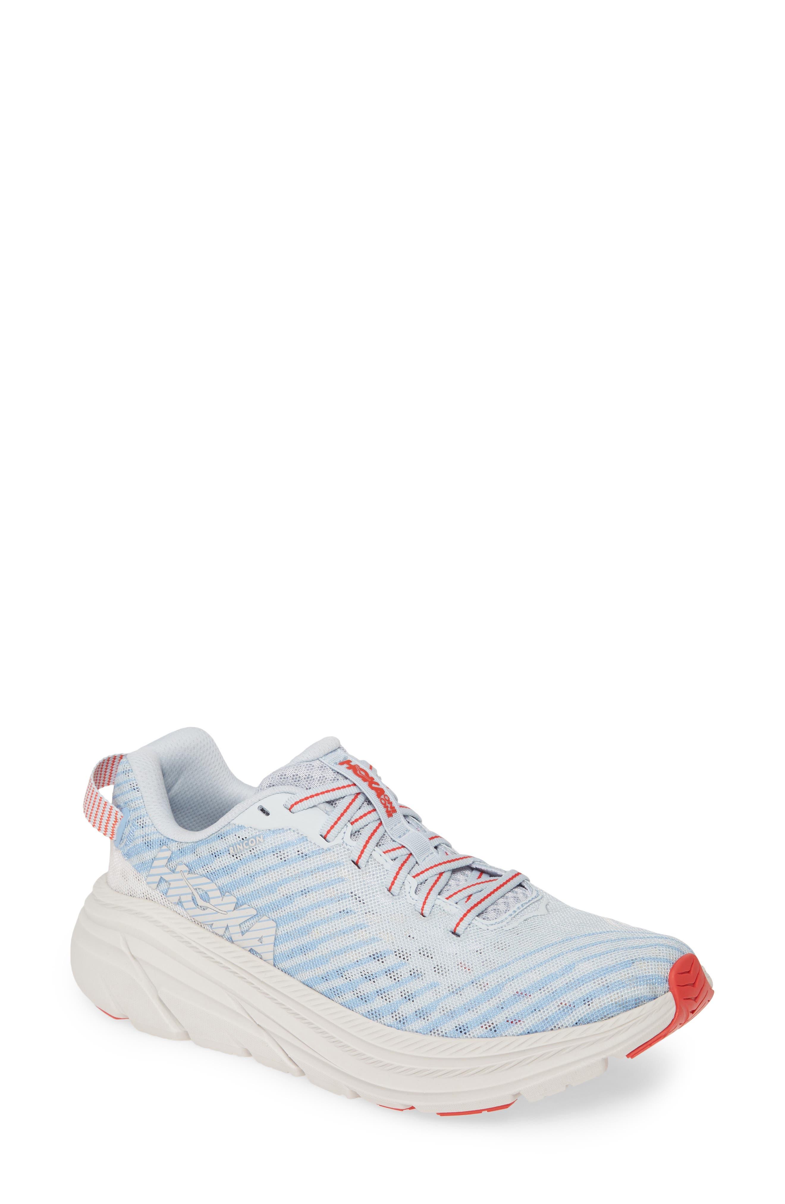 Hoka One One Rincon Running Shoe- Blue