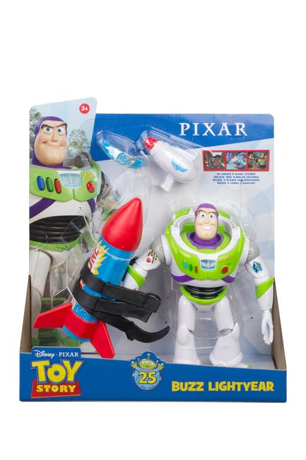 Image of Mattel Disney(R) Pixar(R) Toy Story 25th Anniversary Buzz Lightyear