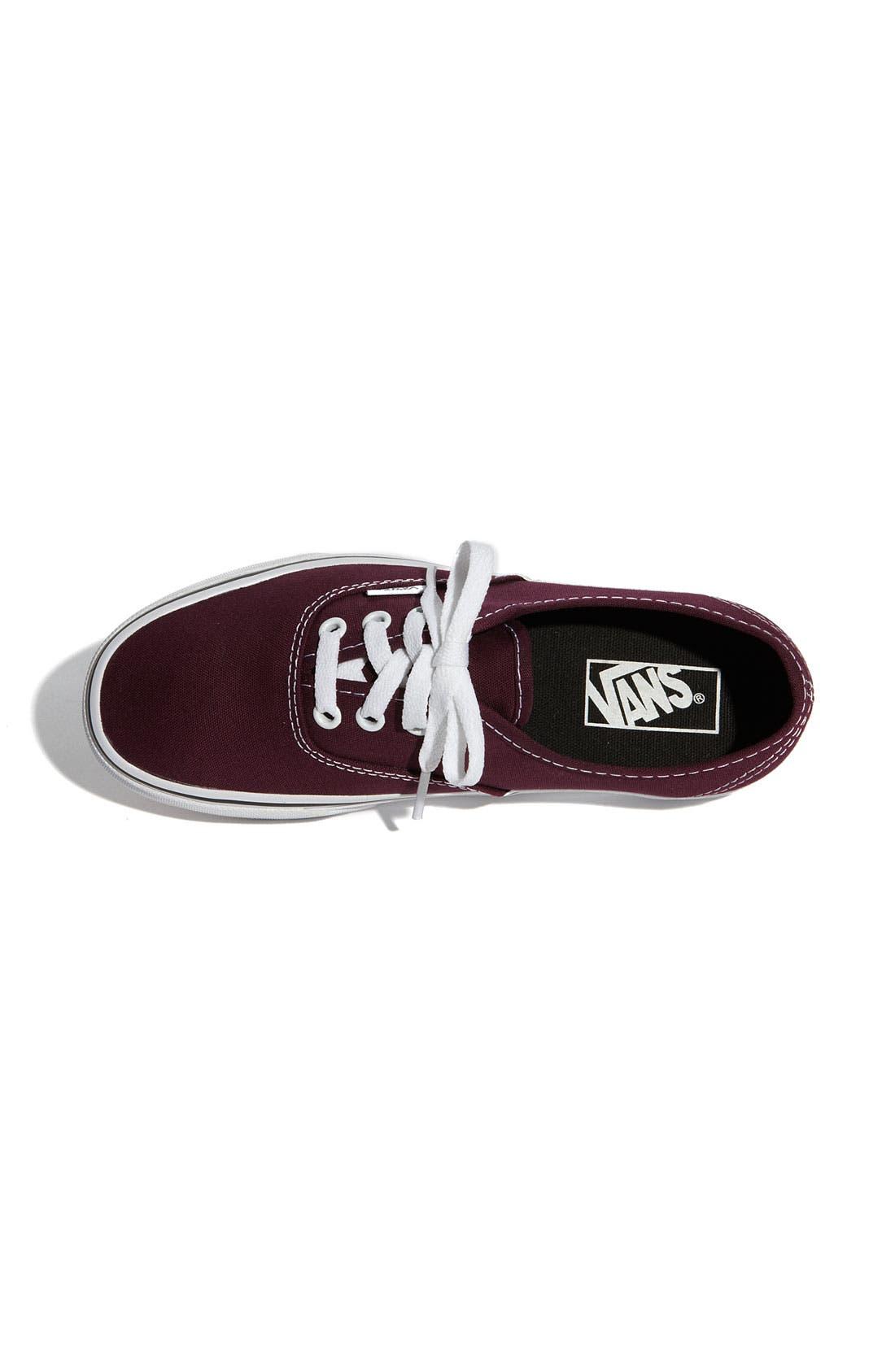,                             'Authentic' Sneaker,                             Alternate thumbnail 660, color,                             502