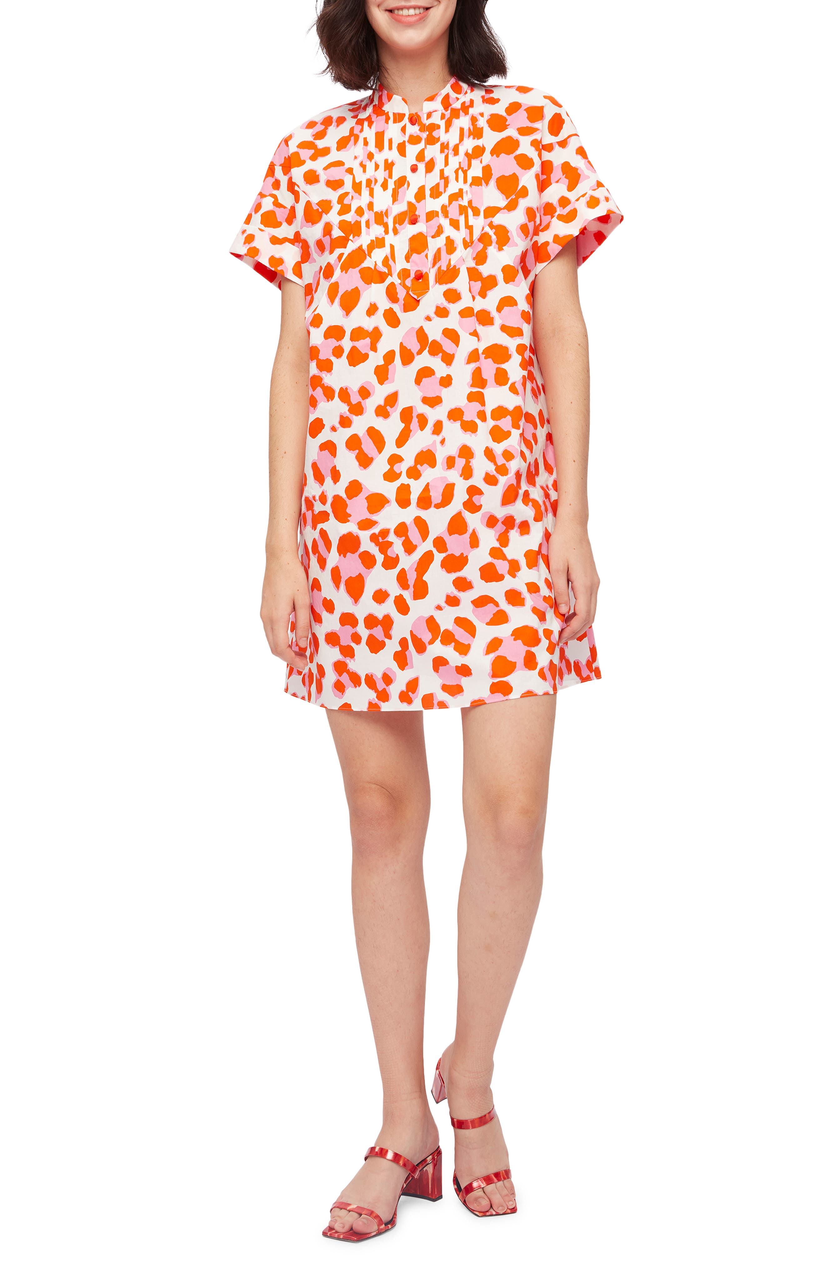 Fiona Floral Shift Dress
