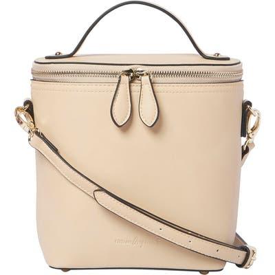 Urban Originals Vegan Leather Bucket Bag - Beige