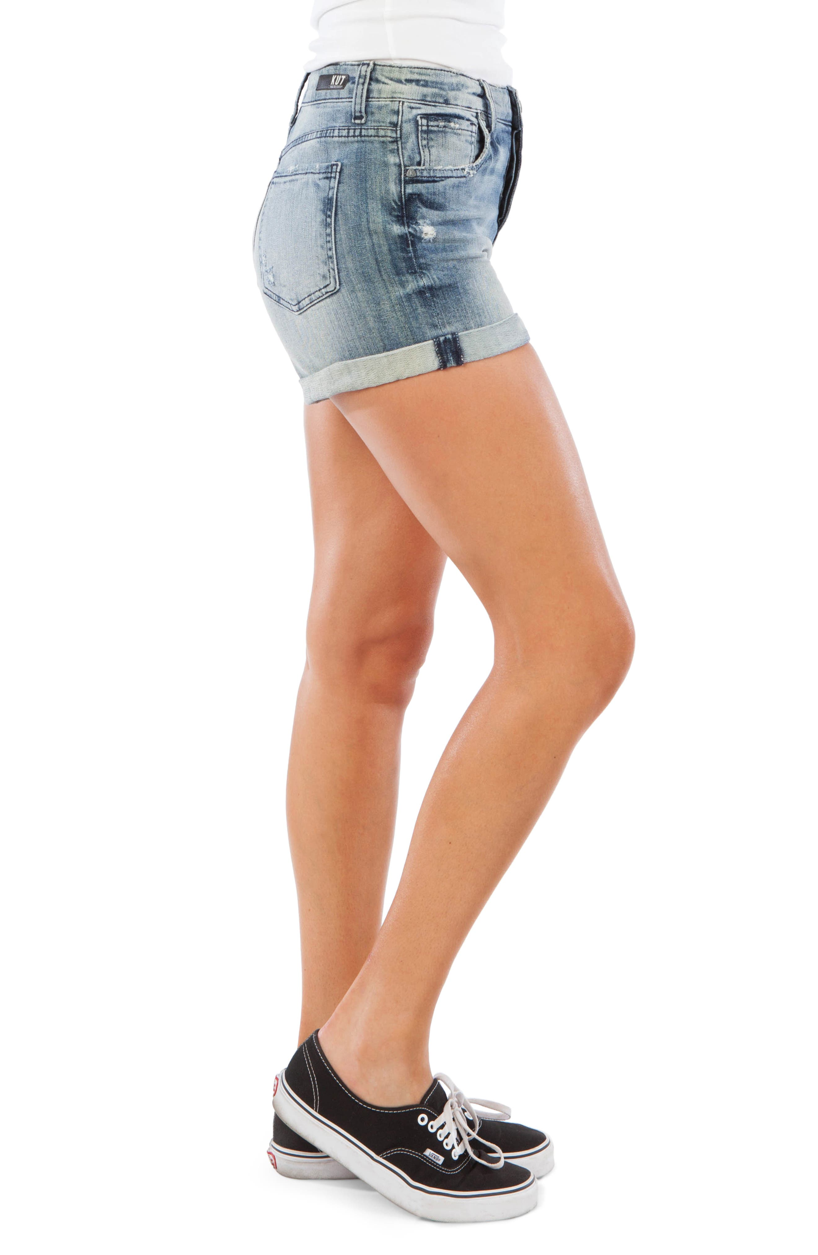 ,                             Madeline Boyfriend Shorts,                             Alternate thumbnail 4, color,                             COMMIT