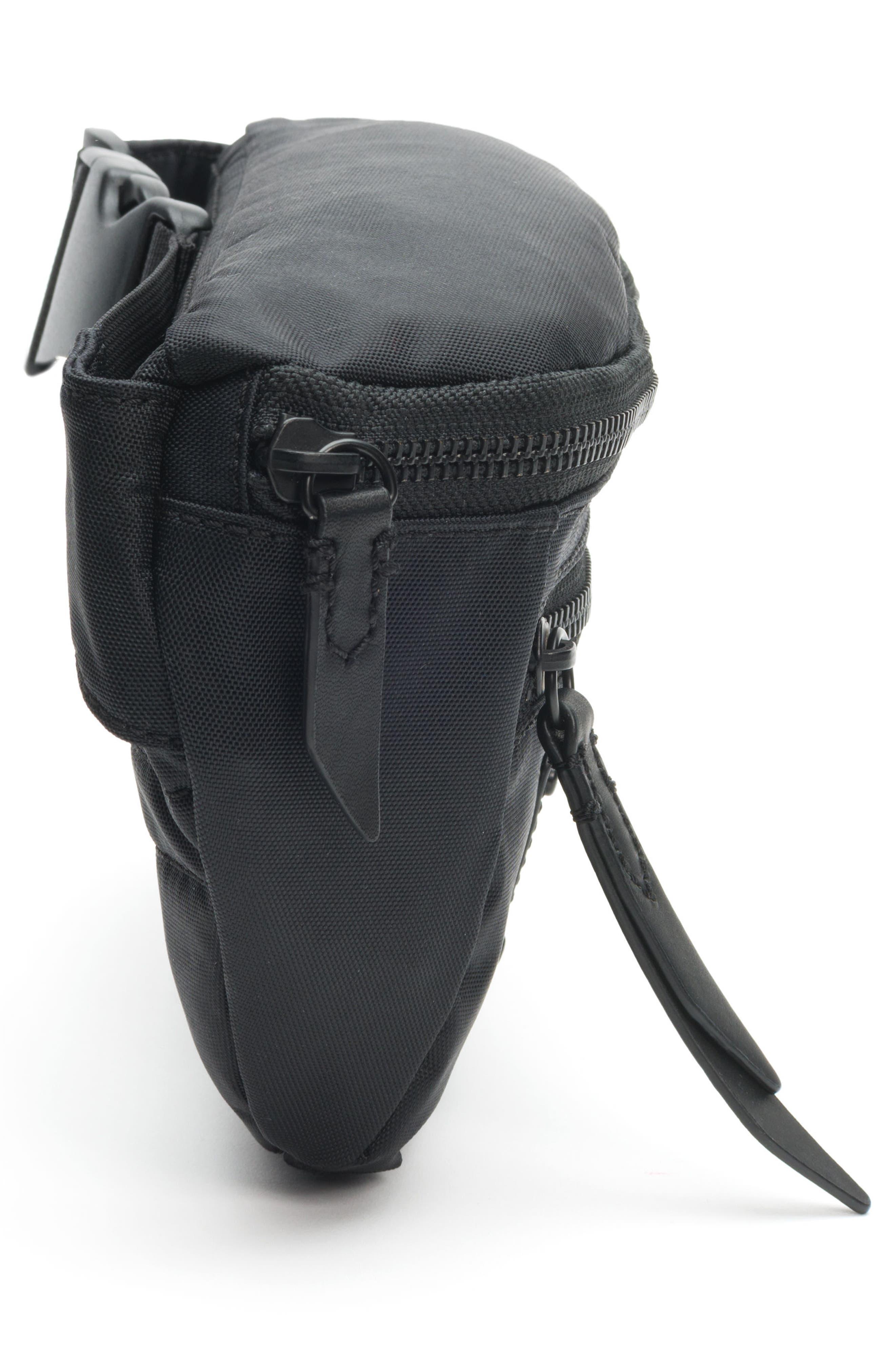 ,                             Ivy Nylon Belt Bag,                             Alternate thumbnail 5, color,                             001