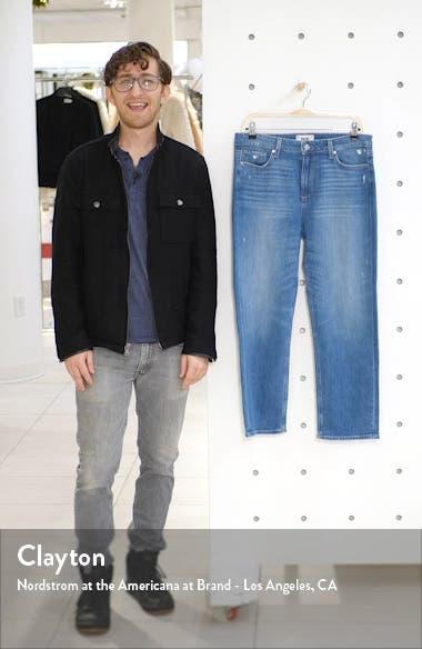 Vintage - Noella Ankle Straight Leg Jeans, sales video thumbnail