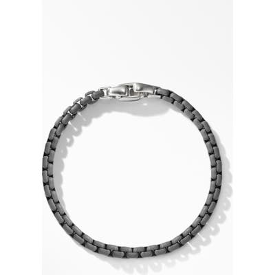 David Yurman Box Chain Bracelet