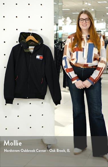 TJM Hooded Nylon Jacket, sales video thumbnail