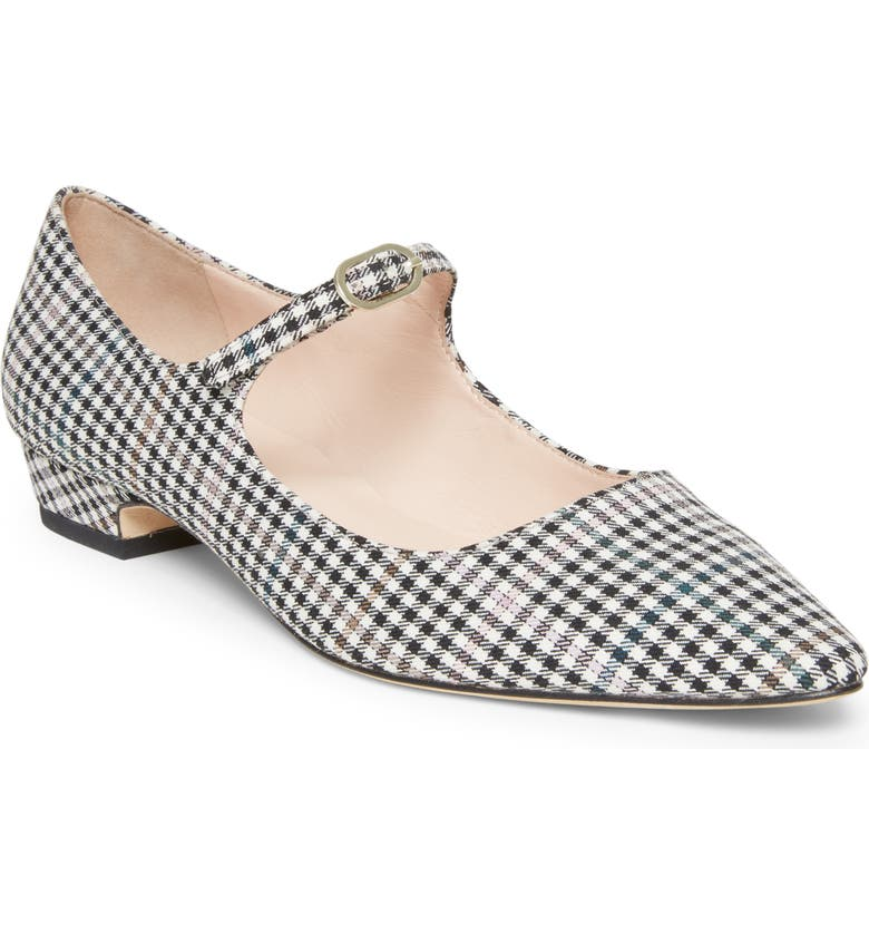 KATE SPADE NEW YORK mallory mary jane, Main, color, BLACK/ WHITE