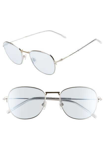 Image of BONNIE CLYDE Melody 53mm Round Sunglasses