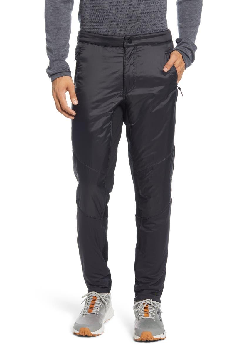 SMARTWOOL Smartloft X 60 Water Repellent Pants, Main, color, 001