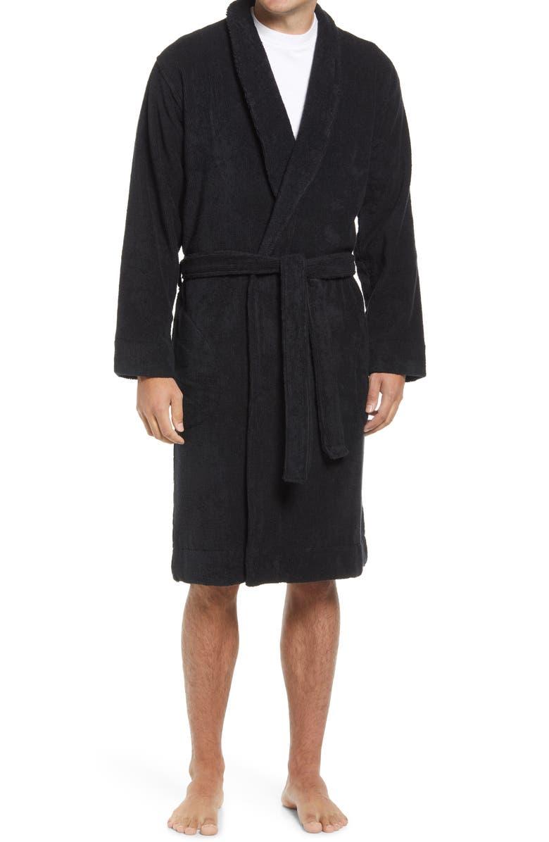 UGG<SUP>®</SUP> Turner Robe, Main, color, 001