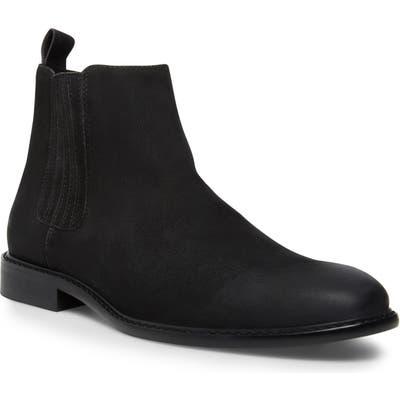 Steve Madden Apexx Chelsea Boot- Black