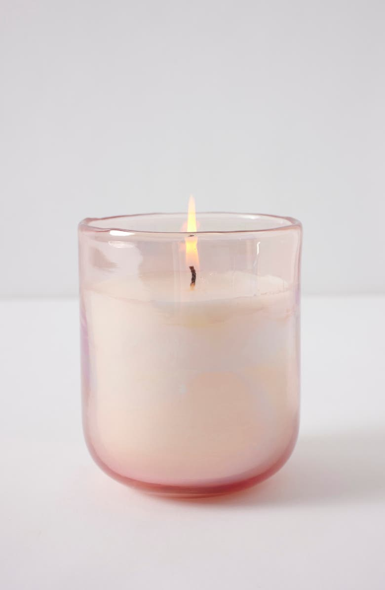ANTHROPOLOGIE HOME Small Unicorn Candle, Main, color, PASSIONFRUIT MANDARIN