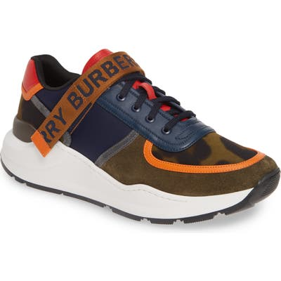 Burberry Ronnie Sneaker, Blue
